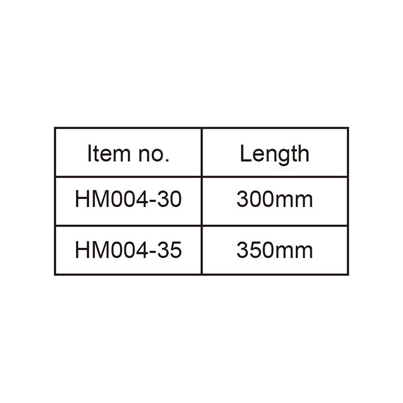 Straight Arm Hm004 Hi Star Shopfitting Industrial Co Ltd
